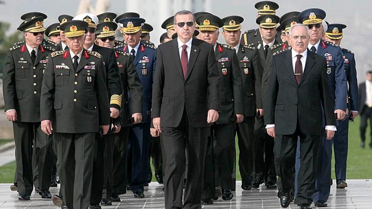 Încearcă armata Turciei să îl înlăture pe Erdogan? Anunțul neobișnuit al Statului Major