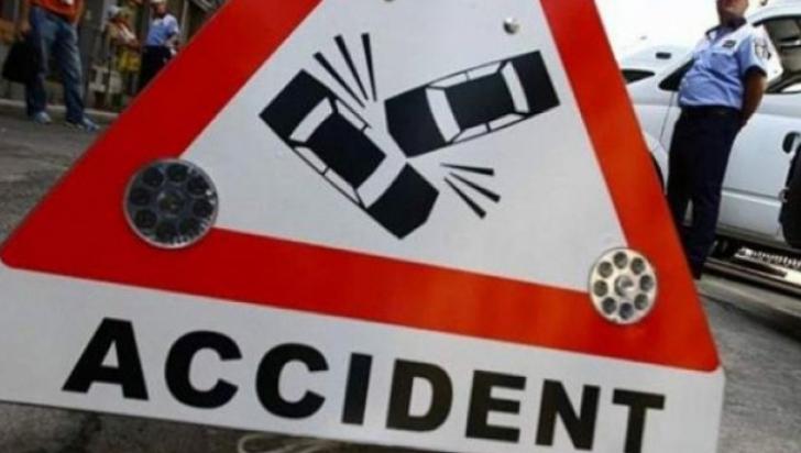 Accident grav pe DN1. Patru persoane au ajuns la spital