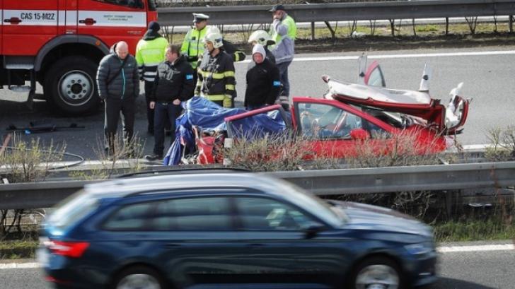 Vești proaste după accidentul din Cehia în care mai mulți români au fost implicați. Anunțul MAE
