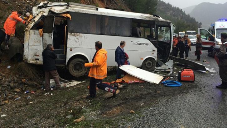 Care este starea de sănătate a românilor răniți în accidentul din Turcia. Anunțul făcut de MAE