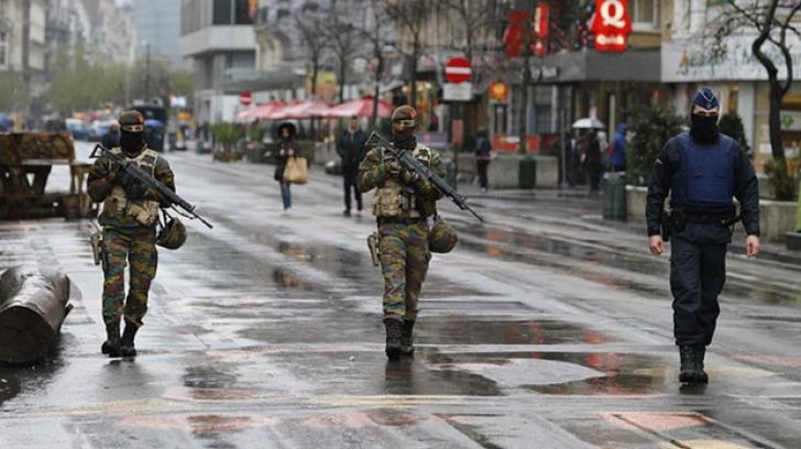 Atentatele din Bruxelles: Apartamentul din Schaerbeek fusese închiriat sub un nume portughez fals