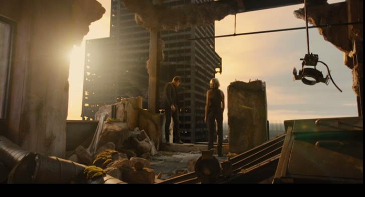 """A treia parte din saga """"Divergent"""" ajunge în cinematografe"""