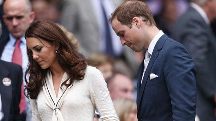 Kate Middleton, singură cu copiii. Prințul William a plecat de acasă, de Paște