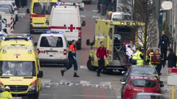 Atentatele din Bruxelles. Declaraţia şocantă a unui medic. Unele victime au cuie în corpul lor