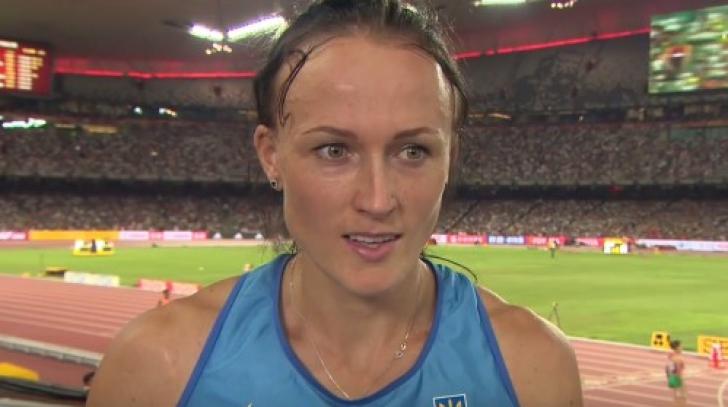 Atleta de origine română care s-a dopat ca Şarapova nu va participa la Mondialele de la Portland