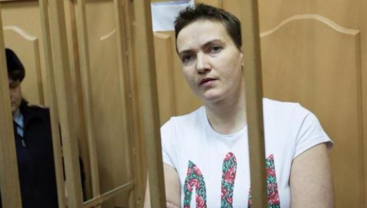 Poroșenko propune un schimb de prizonieri cu Rusia, pentru eliberarea Nadiei Savcenko