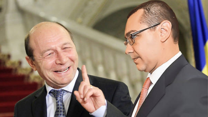 Traian Băsescu şi Victor Ponta se întrec să critice Guvernul. Ce spun aceştia de scandalul E.coli