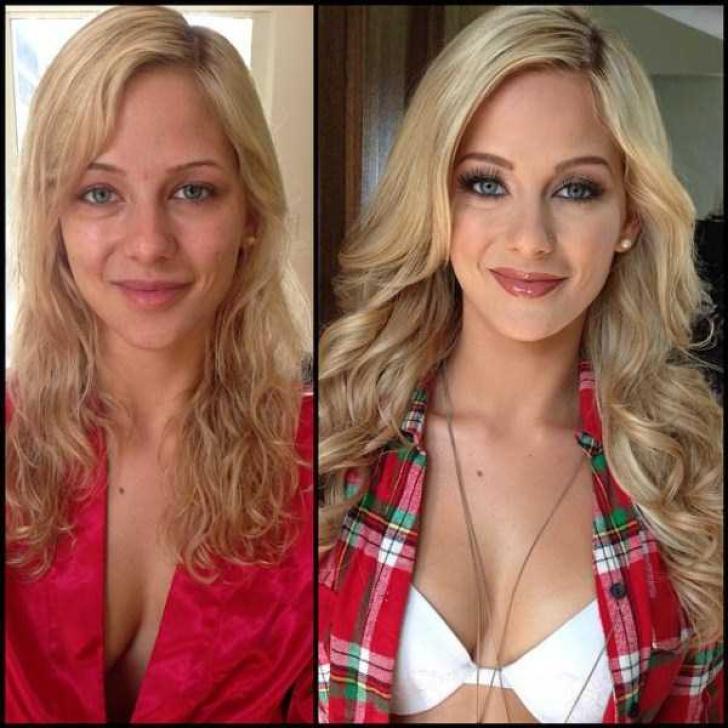 Adevărul despre supermodelele Playboy, dezvăluit de aceste fotografii neașteptate