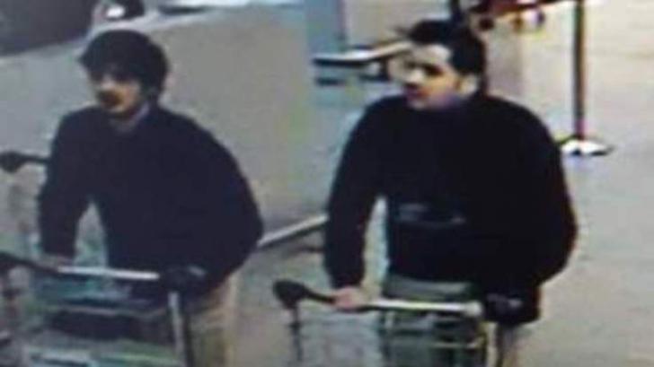 Atacuri teroriste la Bruxelles. Cine sunt atentatorii: cetățeni belgieni, deja căutați de poliție
