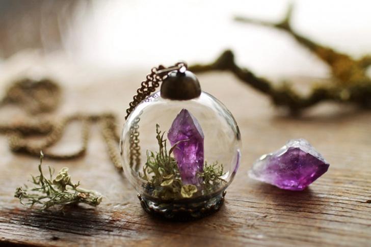 Poartă natura cu tine oriunde te duci. Bijuteriile care întrec orice imaginație!