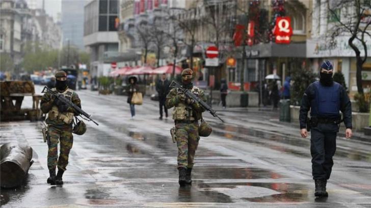 Operaţiune antitero la Bruxelles. Schimb de focuri între Poliţie şi militanţi islamişti