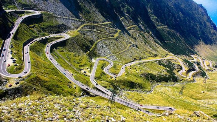 Drumul Dintre Nori Are Hartă 3d Cum Arată Cea Mai Inaltă Sosea
