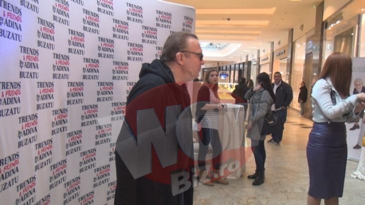 Gabriel Cotabiţă îşi maschează kilogramele în plus