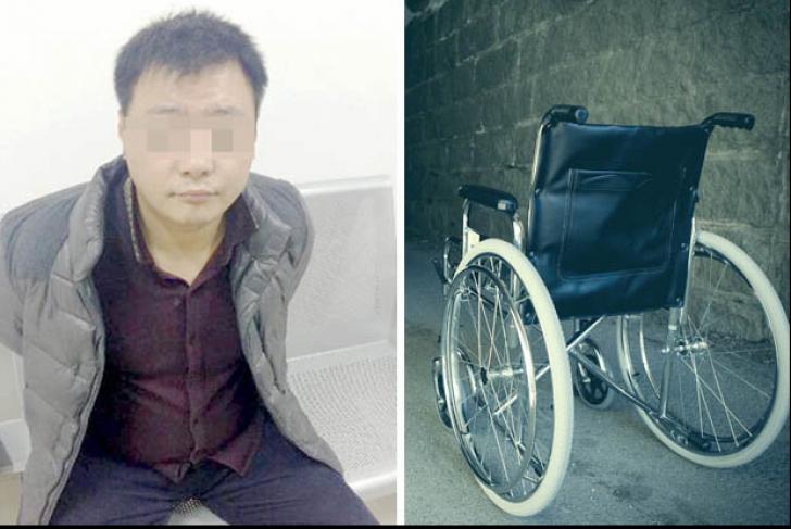 Un bărbat în scaun cu rotile a angajat un asasin plătit să-l ucidă. Urmarea depășește imaginația