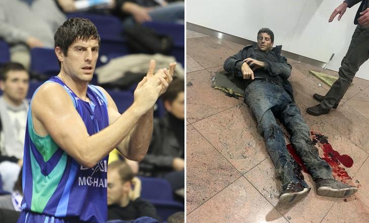 Supraviețuitor al atentatelor de la Bruxelles: Teroristul m-a împușcat înainte de a se arunca în aer