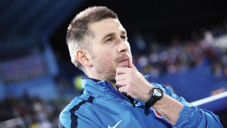 Edi Iordănescu va sta pe bancă la meciul cu Steaua