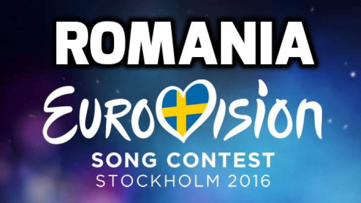 Eurovision 2016 – Cine va reprezenta Romania in finala de la Stockholm