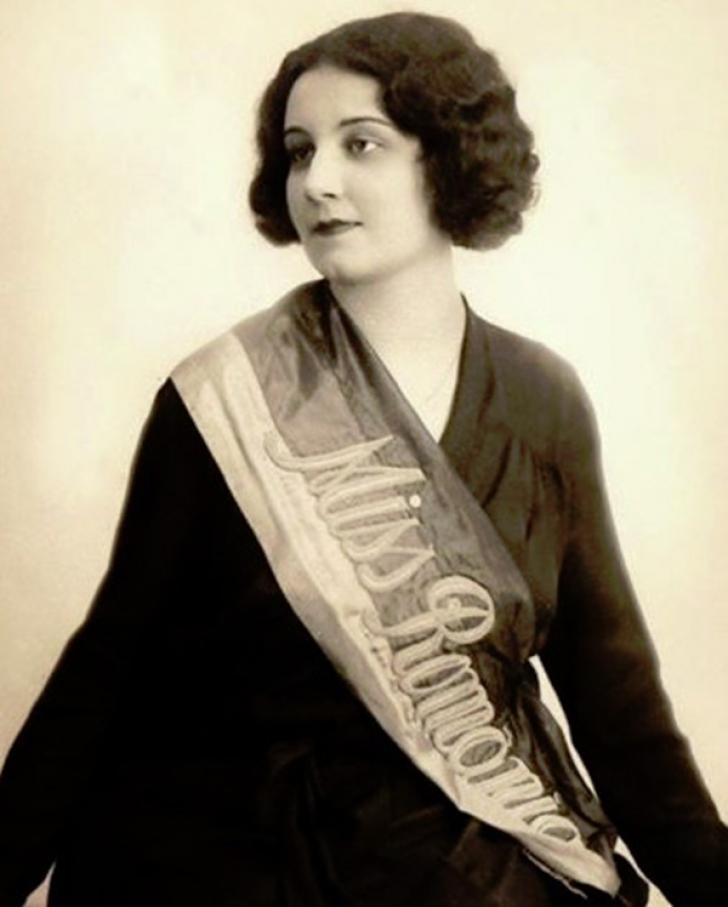 Imagini de colecţie: cum arăta prima româncă participantă la Miss Univers, în 1929