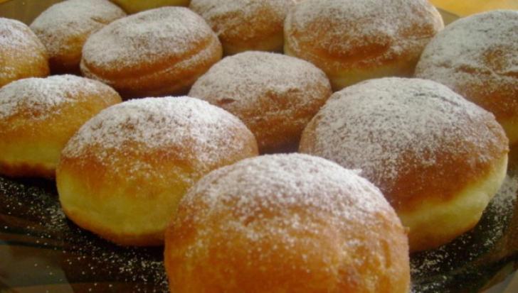 Gogoșile, un desert delicios și pentru cei care țin post! Iată rețeta