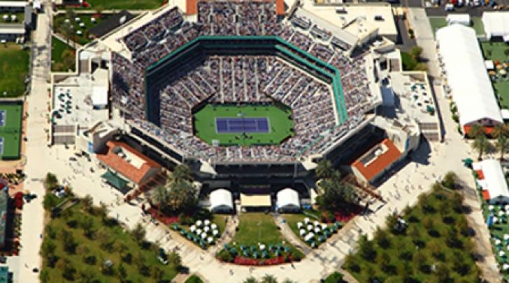 Eliminare-surpriză în turul al treilea de la Indian Wells