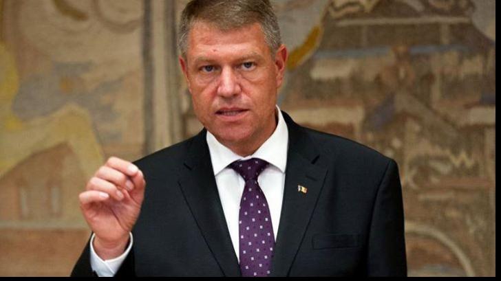 Iohannis insistă: România dorește respectarea caracterului voluntar al relocării