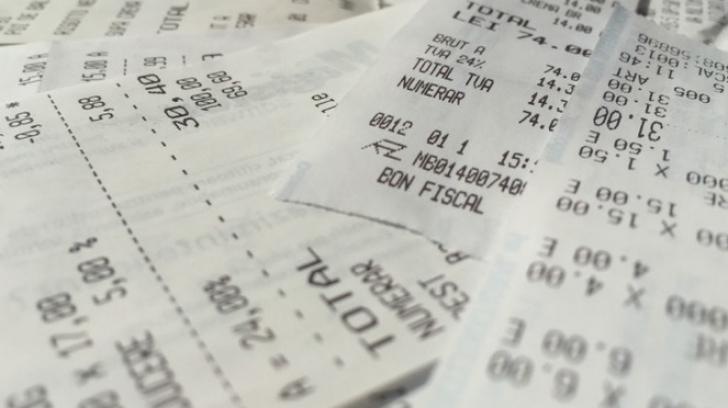 Loteria bonurilor fiscale. Vezi suma şi ziua câştigătoare