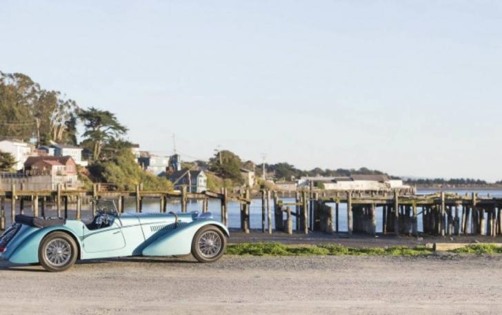 O maşină din 1937, vândută pentru o sumă fabuloasă. Cum arată - FOTO & VIDEO