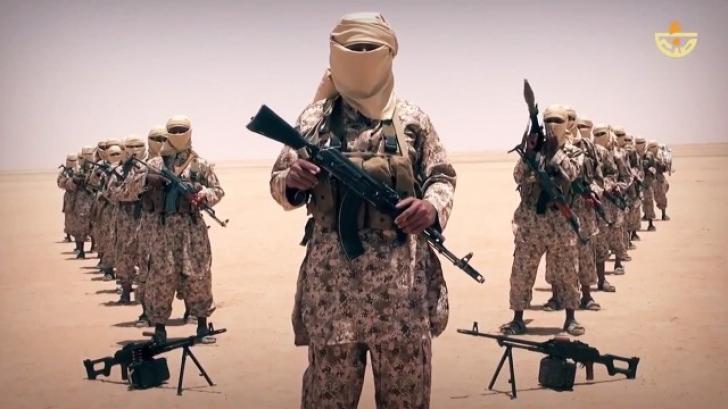 Un preot creștin a fost crucificat de militanții ISIS, chiar de Buna Vestire