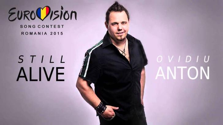 """Eurovision 2016. Ovidiu Anton va reprezenta România: """"Este un pas imens"""""""