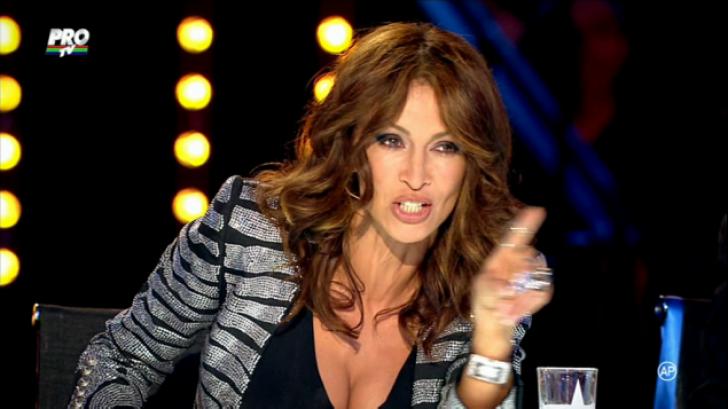Mihaela Radulescu, Romanii au talent