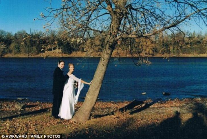 Atentie, vine mireasa! Cele mai amuzante fotografii de la nunti