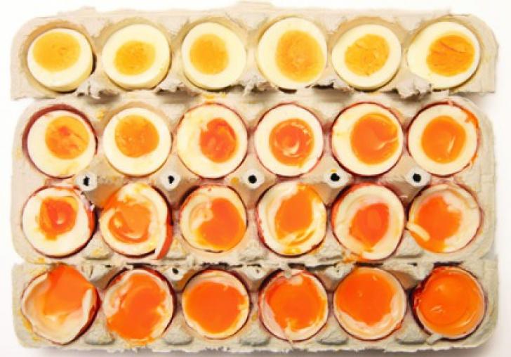 Cum se fierb ouăle conform oamenilor de ştiinţă