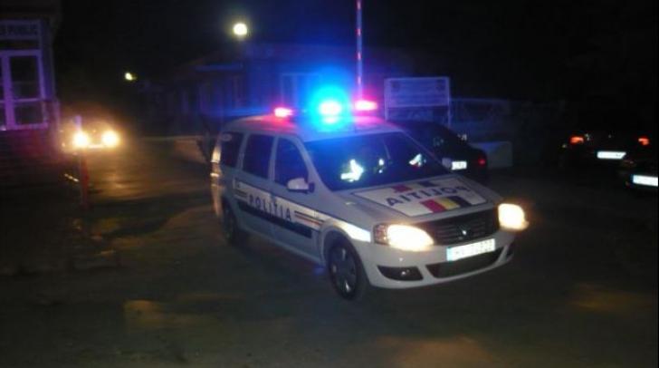 Urmărire ca-n filme pe străzile Capitalei! Polițiștii au oprit un șofer minor cu 17 focuri de armă