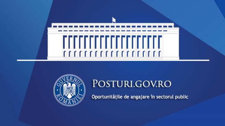 Se fac angajări la ministere: 36 de posturi sunt scoase la concurs