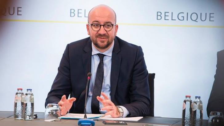 Anunţul făcut de primul ministru Belgiei, după exploziile din această dimineaţă din Bruxelles