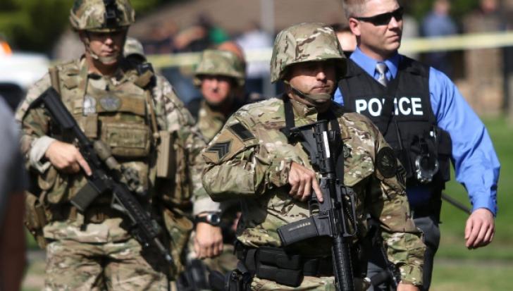 Atac armat SUA