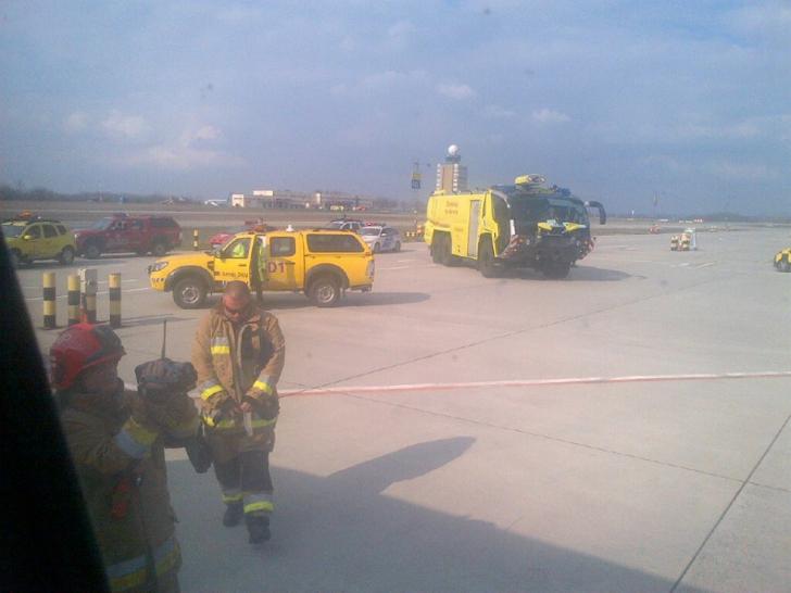 Un avion al companiei TAROM, aterizare de urgenţă pe Aeroportul din Budapesta