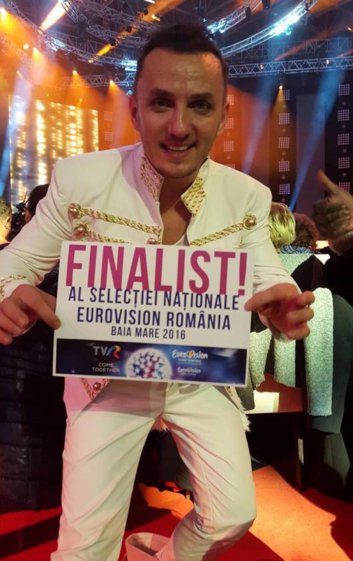 EUROVISION 2016. Prima reacţie a lui Mihai Trăistariu, după calificarea în FINALĂ