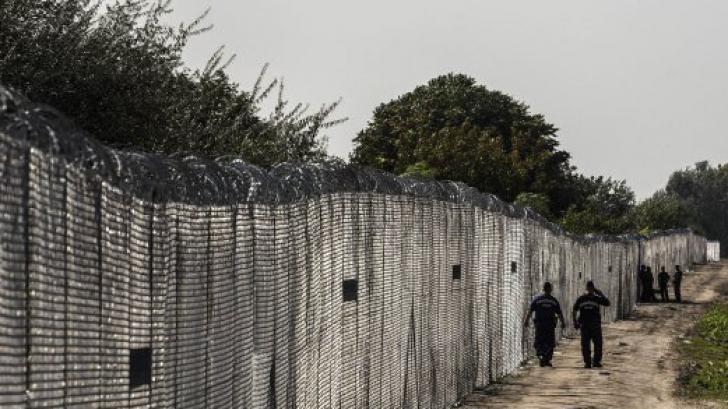 Ungaria începe pregătirile pentru a ridica un gard la granița cu România