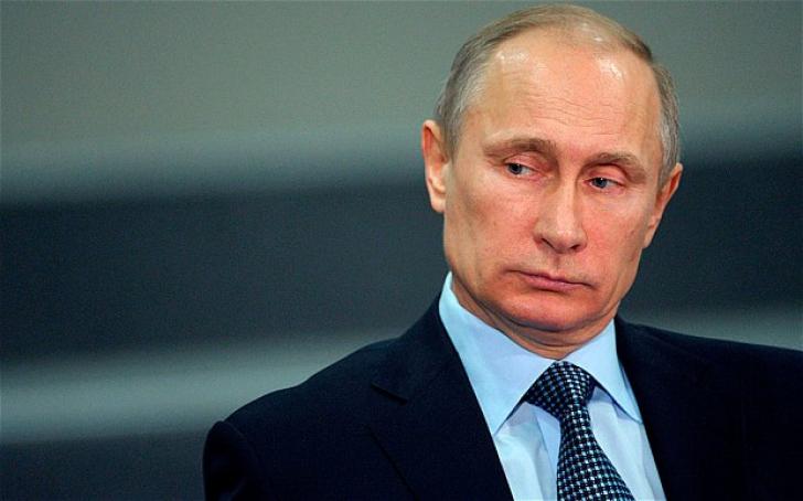 E incredibil ce ține Vladimir Putin în biroul său. Vei rămâne șocat! Cum să facă el asta?
