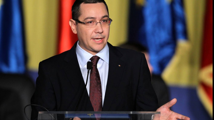 """Ponta, despre cazul Oprea: """"Știam, știam că toți miniștrii de Interne folosesc coloană oficială"""""""