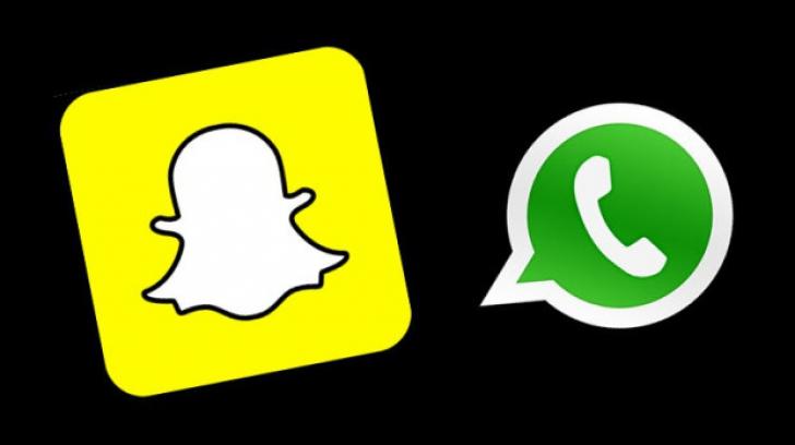 Snapchat lasă în urmă aplicaţia WhattsApp. Cum funcţionează