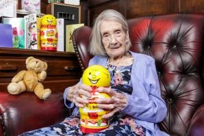 Secretul unei vieţi de 109 ani