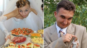 Cele mai penibile fotografii de nuntă din Rusia