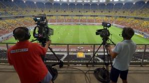 Contractul drepturilor TV pentru Liga 1 e în aer. Angajații Look TV intră în grevă generală