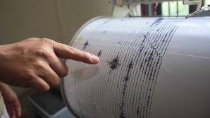 Cutremur de 3,3 grade, în această dimineaţă, în Vrancea