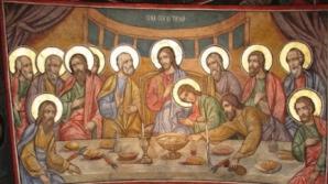 Sărbătoare mare, astăzi, pentru creştin-ortodocşi. Joia Mare, Denia celor 12 Evanghelii
