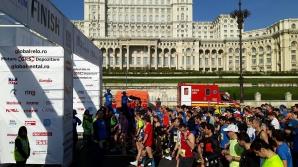 """Miniştrii din Guvernul Cioloş, puşi la alergat. Ce demnitari s-au înscris la maratonul """"Family Run"""""""