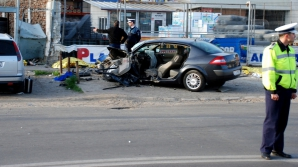 Accident groaznic într-o staţie de autobuz din Brăila: Cinci persoane au murit