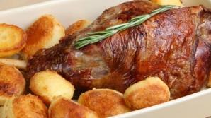 RETETE DE PASTE. Cele mai delicioase reţete de Paşte cu carne de miel